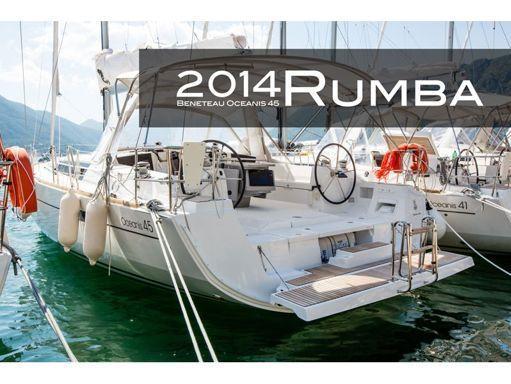 Segelboot Beneteau Oceanis 45 · 2014 (2)