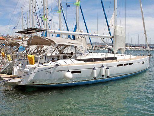 Sailboat Jeanneau Sun Odyssey 509 · 2015 (0)