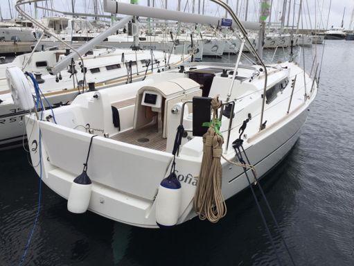 Segelboot Dufour 350 · 2016 (0)