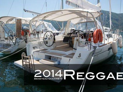 Segelboot Beneteau Oceanis 41 · 2014 (2)