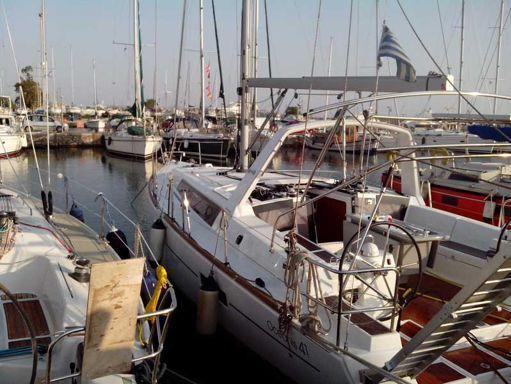 Velero Beneteau Oceanis 41 · 2013 (2)