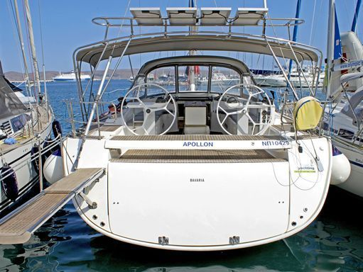 Velero Bavaria Cruiser 55 · 2010 (0)