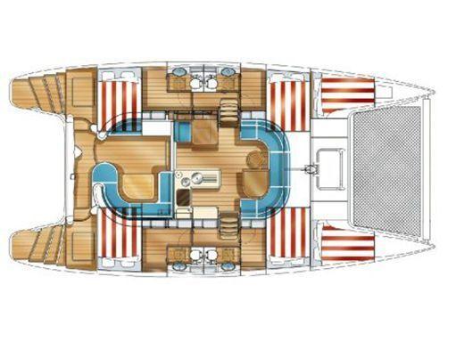 Catamaran Nautitech 441 · 2012 (1)