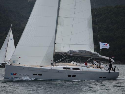 Sailboat Hanse 575 · 2013 (1)
