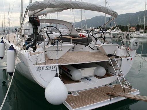 Sailboat Hanse 575 · 2013 (0)