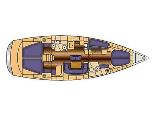 Sailboat Bavaria Cruiser 46 · 2007 (4)