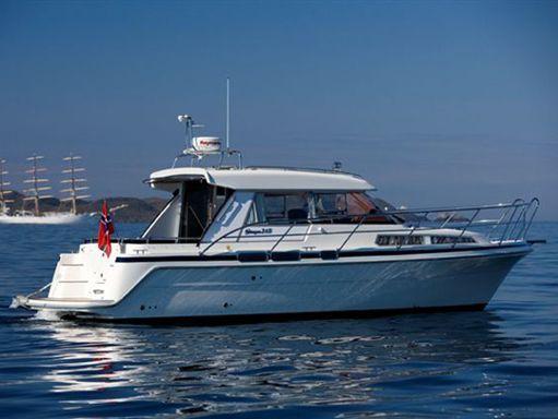 Imbarcazione a motore Saga 315 · 2008 (0)