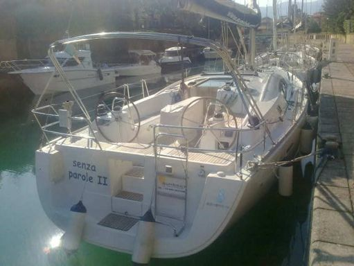 Velero Beneteau Oceanis 40 · 2007 (reacondicionamiento 2014) (1)