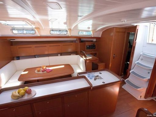 Sailboat Beneteau Cyclades 50.5 · 2007 (4)