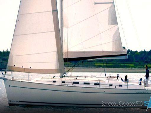 Sailboat Beneteau Cyclades 50.5 · 2007 (0)