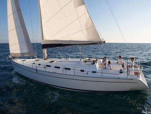 Sailboat Beneteau Cyclades 50.5 · 2007 (1)