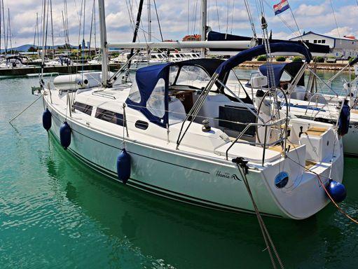 Barca a vela Hanse 350 · 2009 (2)