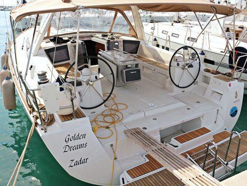 Barca a vela Beneteau Oceanis 45 · 2012 (4)