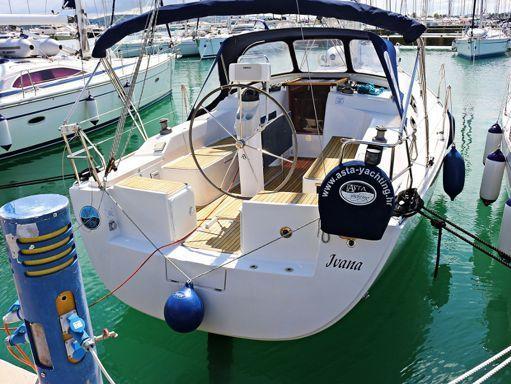 Barca a vela Hanse 350 · 2009 (1)