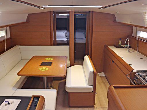 Barca a vela Jeanneau Sun Odyssey 509 · 2014 (4)
