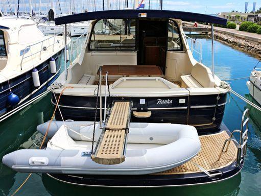 Barco a motor Sas Vektor Adriana 44 · 2012 (1)