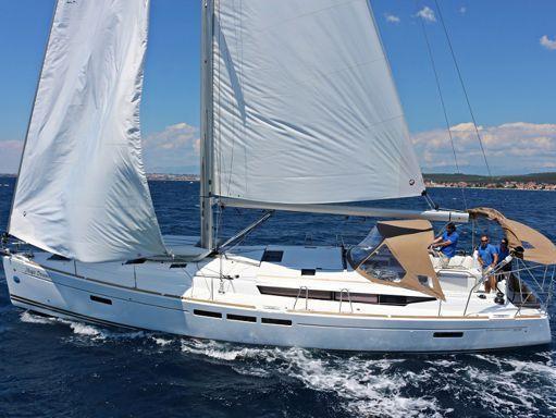 Barca a vela Jeanneau Sun Odyssey 509 · 2014 (0)