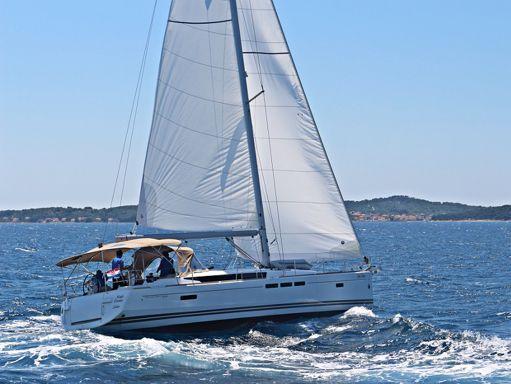 Barca a vela Jeanneau Sun Odyssey 509 · 2014 (1)