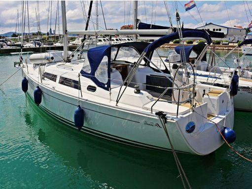 Barca a vela Hanse 350 · 2009 (0)