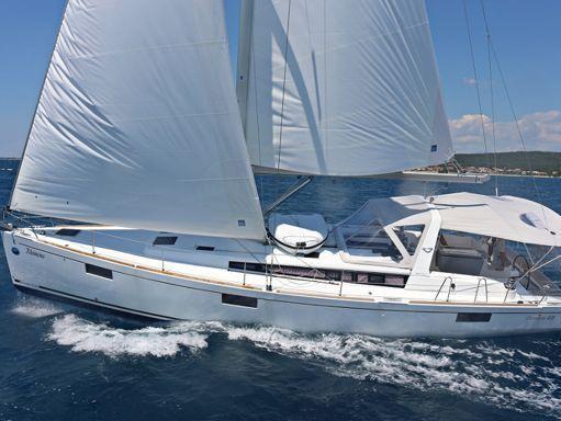 Barca a vela Beneteau Oceanis 48 · 2014 (2)