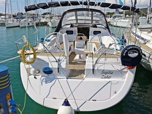 Sailboat Elan Impression 444 · 2013 (2)