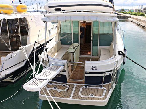 Barco a motor Sas Vektor Adria 1002 · 2011 (0)