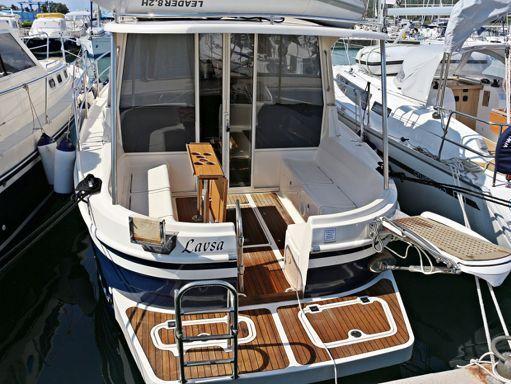 Barco a motor Sas Vektor Adria 1002 · 2012 (2)