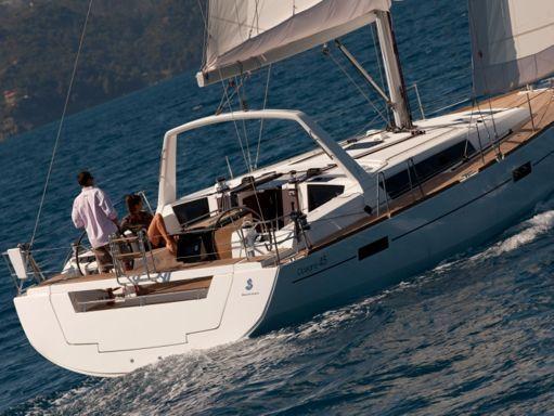 Barca a vela Beneteau Oceanis 45 · 2012 (1)