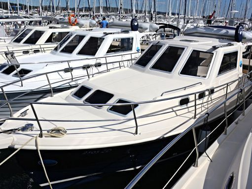 Barco a motor Sas Vektor Adria 1002 · 2012 (0)