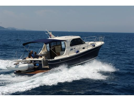 Imbarcazione a motore Sas Vektor Adriana 36 · 2011 (1)