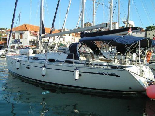 Sailboat Bavaria 42 · 2008 (1)