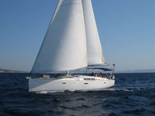 Velero Beneteau Oceanis 54 · 2009 (1)