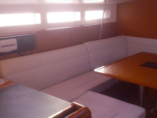 Sailboat Jeanneau Sun Odyssey 509 · 2014 (4)