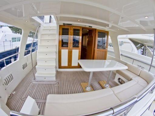 Motorboot Adagio Europa 51.5 · 2013 (Umbau 2015) (1)