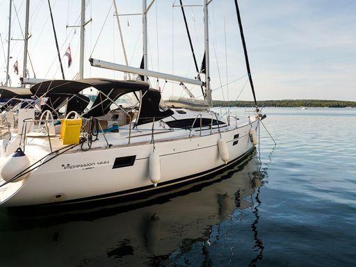 Segelboot Elan Impression 444 · 2013 (1)