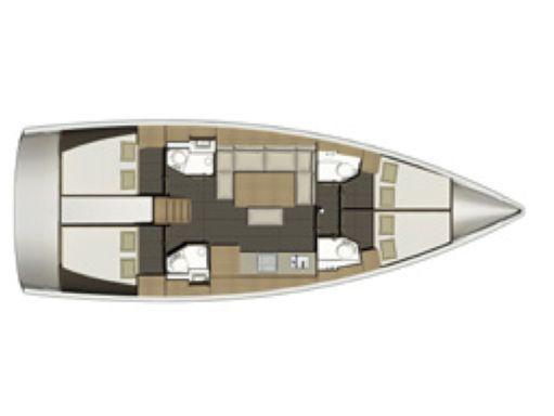 Sailboat Dufour 460 Grand Large · 2017 (2)