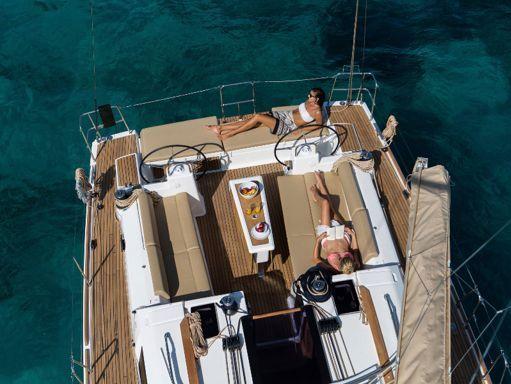 Sailboat Dufour 460 Grand Large · 2017 (1)