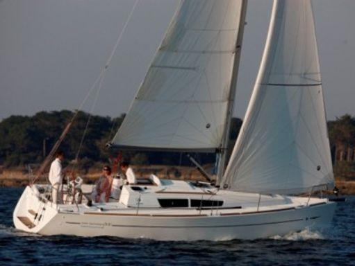 Segelboot Jeanneau Sun Odyssey 33 i (2013) (1)