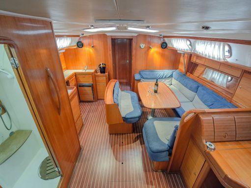 Velero Bavaria Cruiser 46 · 2007 (reacondicionamiento 2014) (4)