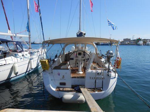 Velero Beneteau Oceanis 37 · 2008 (1)