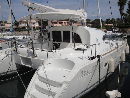 Catamarán Lagoon 380 · 2013 (1)