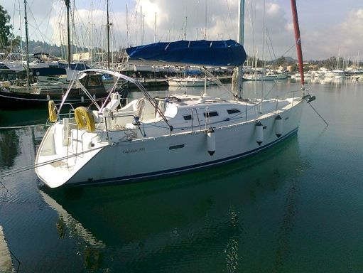 Barca a vela Beneteau Oceanis 393 · 2005 (1)