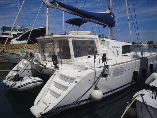 Catamarán Lagoon 440 (2009) (2)