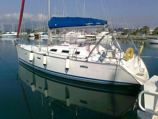 Barca a vela Beneteau Oceanis 393 · 2005 (0)