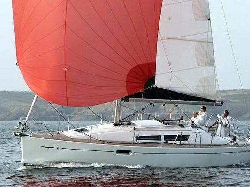 Sailboat Jeanneau Sun Odyssey 36 i · 2008 (0)