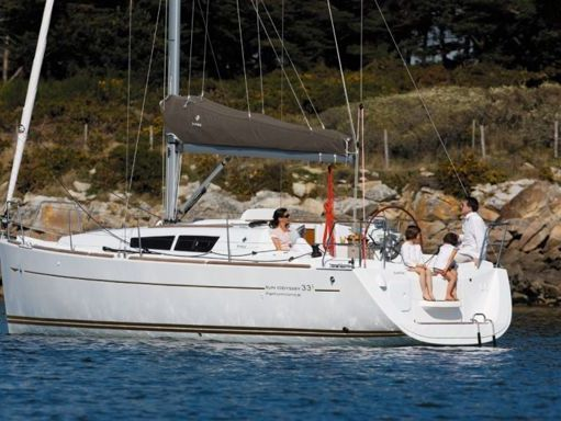 Sailboat Jeanneau Sun Odyssey 33 i · 2011 (2)