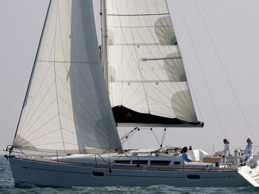 Barca a vela Jeanneau Sun Odyssey 42 i · 2012 (2)