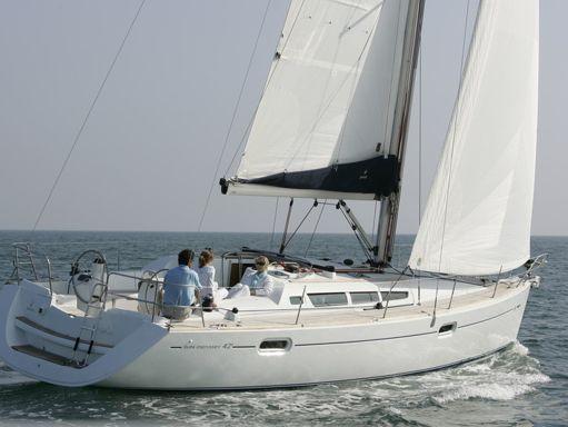 Barca a vela Jeanneau Sun Odyssey 42 i · 2012 (1)