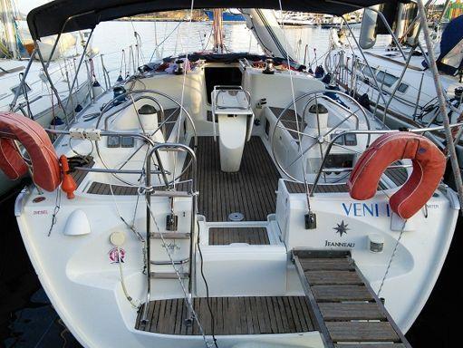 Segelboot Jeanneau Sun Odyssey 43 · 2002 (0)