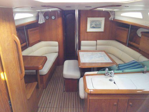 Segelboot Jeanneau Sun Odyssey 43 · 2002 (4)